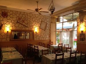 Pizzeria restaurant Genève Plainpalais